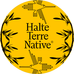 Halte terre native